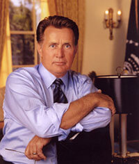 Image of Jed Bartlett from West Wing