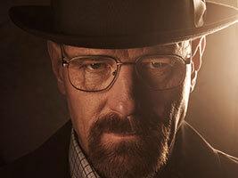 "Image: Walter White of ""Breaking Bad"""