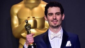 Damien Chazelle wins Best Director