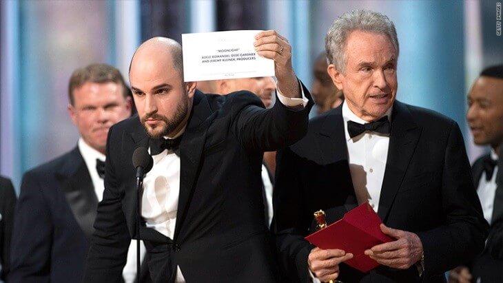 La La Land won Best Picture… until it didn't